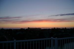 sunset stripe