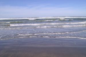 Ocean pacific tides