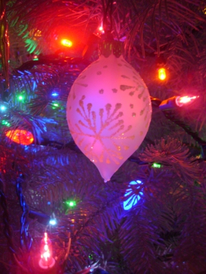 christmas ornament 1