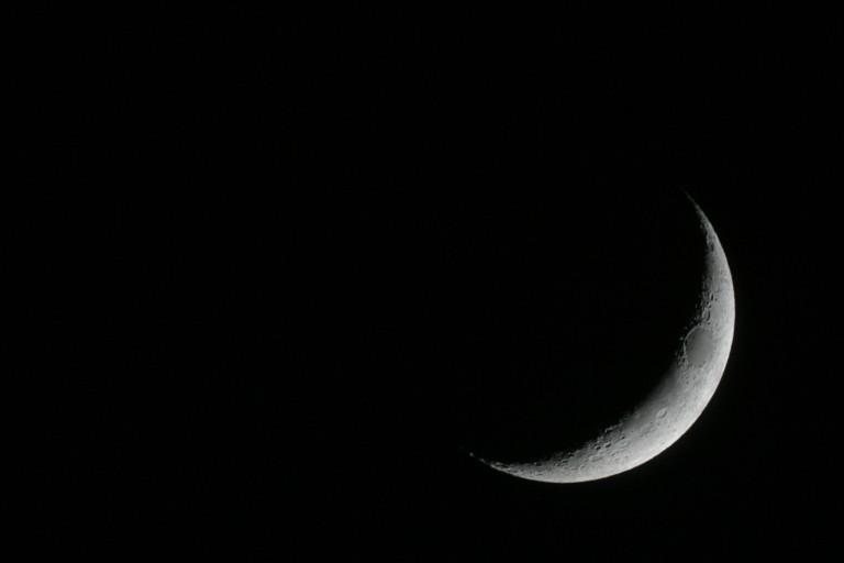 moon by Public Domain