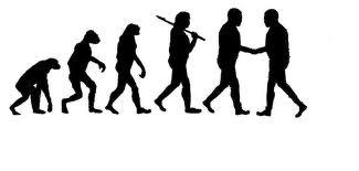 Can humans evolve beyondwar?