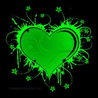 bright-green-grunge-heart-bg-1
