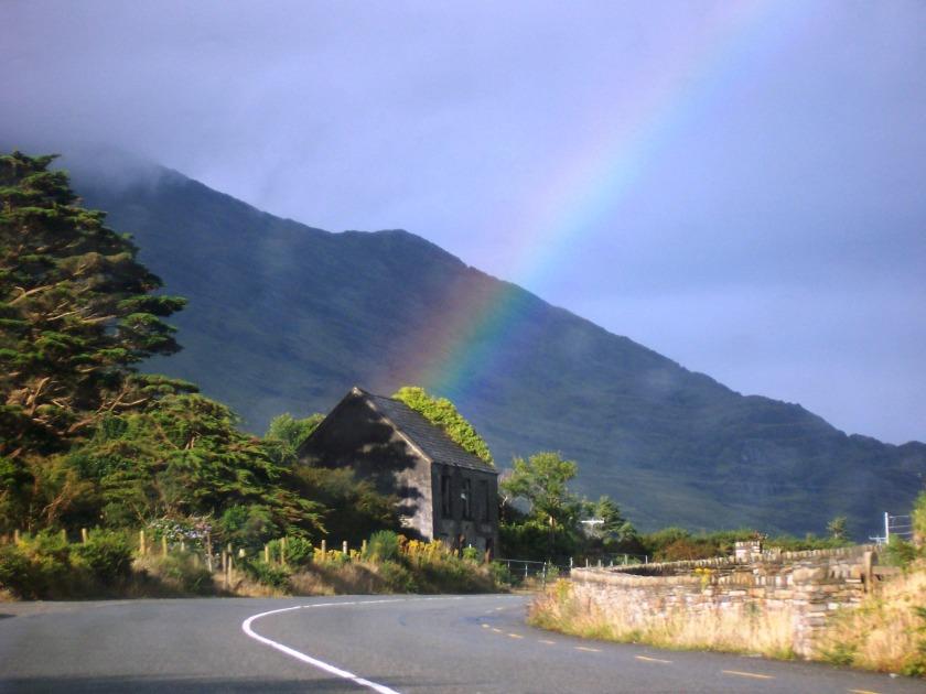 Ireland-Rainbow