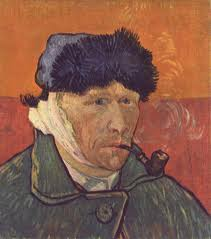 van gogh with ear
