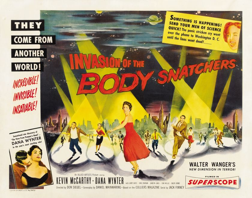 invasionofthebodysnatchers-poster1-halfsheet