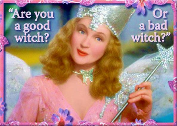 Are you a good witch?
