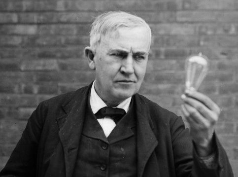 """I have not failed. I've just found 10,000 ways that won't work."" ― Thomas A. Edison"