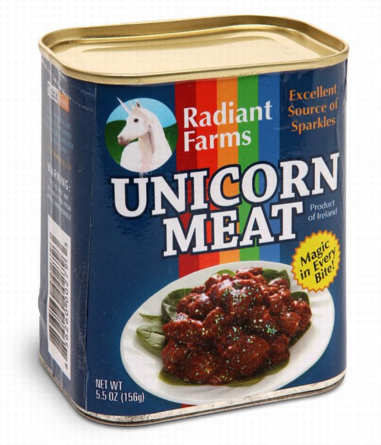Canned Nonsense. Please have some...