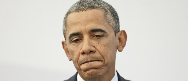 obama sad and old
