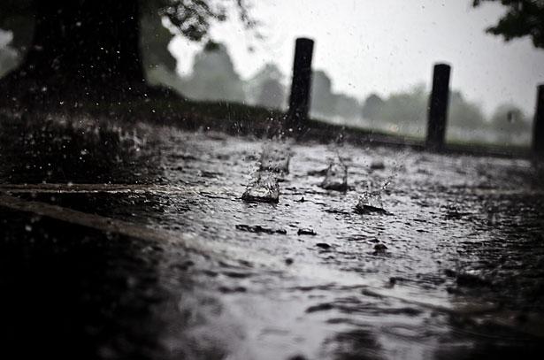 rain and rain