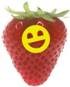strawberry smile
