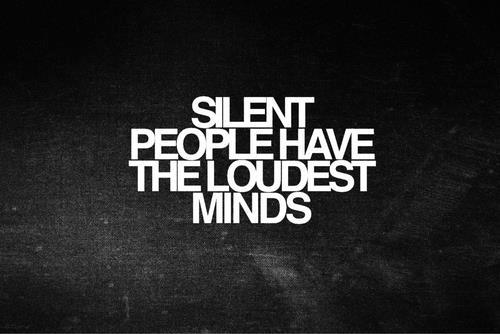 Quotes About Silent 1