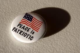 revolution peace is patriotic