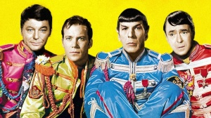 star trek beatles