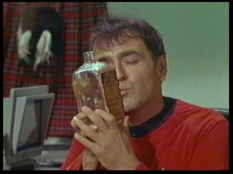 star trek scotty drink
