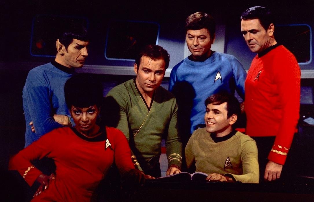 Tos Star Trek