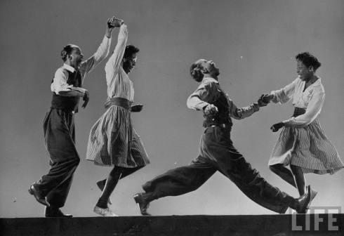 swing dance mad vintage 5