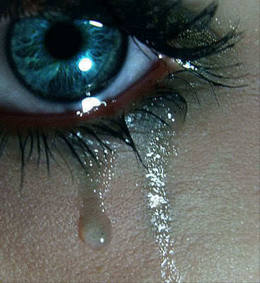 """Those who do not weep, do not see."" ― Victor Hugo"