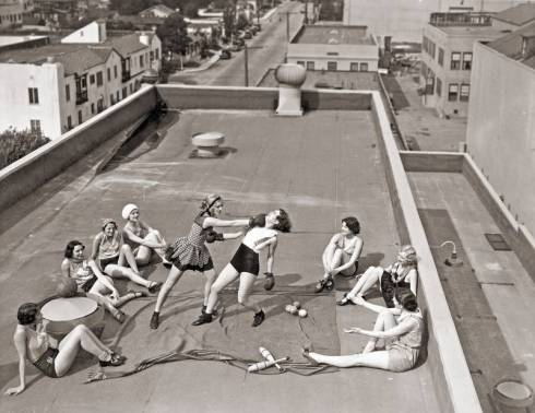 Vintage-Womens-Fight-Club