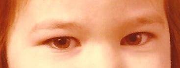me at age 6 001 eyes
