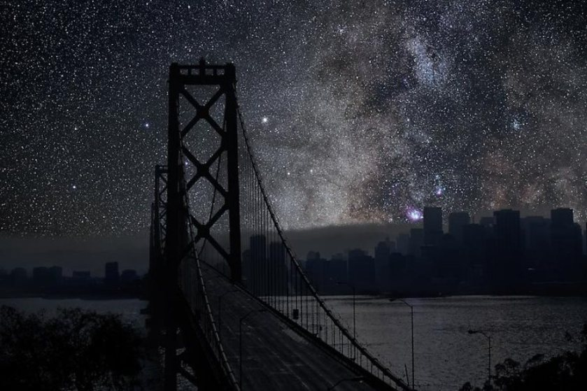 night-sky-in-cities-if-lights-out- san francisco neruda