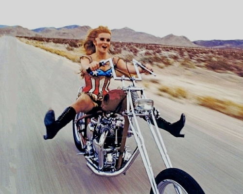 Ann Margret does Freedom Road