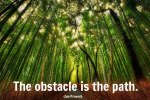 quote zen trees path