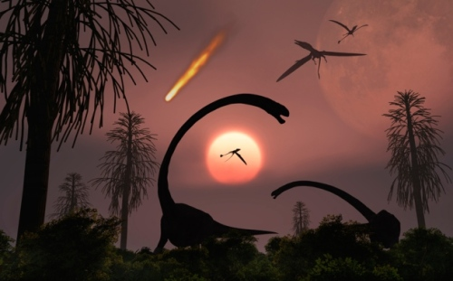 dinosaurs Scientist Says Dark Matter May Have Caused Dinosaur Die Off