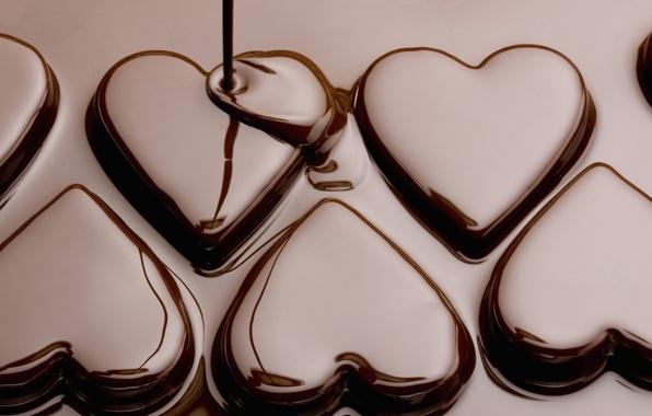 heart -hearts chocolate love
