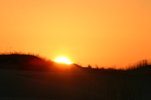 Sanddunes_Sunrise