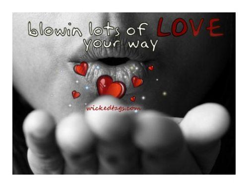 love lips blow
